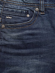 G-star RAW - Midge Mid Straight Wmn - straight jeans - dk aged - 2