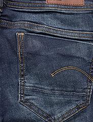 G-star RAW - Midge Mid Straight Wmn - straight jeans - dk aged - 4