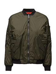 Rackam bomber wmn - FOREST NIGHT