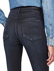 G-star RAW - 3301 High Skinny Wmn - skinny jeans - dk aged - 4