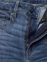 G-star RAW - 3301 High Skinny Wmn - skinny jeans - medium indigo aged - 6