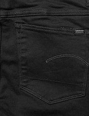 G-star RAW - 3301 High Skinny Wmn - skinny jeans - pitch black - 4