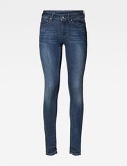 Midge Zip Skinny Wmn - DK AGED