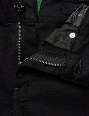 G-star RAW - Arc 3D Mid Skinny Wmn - skinny jeans - pitch black - 3