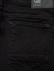 G-star RAW - Arc 3D Mid Skinny Wmn - skinny jeans - pitch black - 4