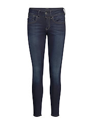 Lynn Mid Skinny Wmn NEW - FADED BLUE
