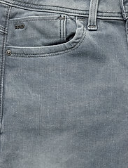 G-star RAW - Lynn Mid Skinny Wmn NEW - skinny jeans - faded industrial grey - 2