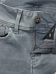 G-star RAW - Lynn Mid Skinny Wmn NEW - skinny jeans - faded industrial grey - 3
