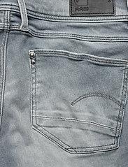 G-star RAW - Lynn Mid Skinny Wmn NEW - skinny jeans - faded industrial grey - 4