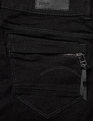 G-star RAW - Midge Cody Mid Skinny Wmn - skinny jeans - pitch black - 4