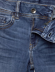 G-star RAW - Midge Mid Straight Wmn - straight jeans - medium indigo aged - 3