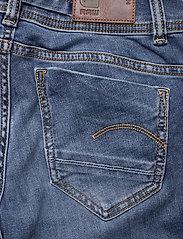 G-star RAW - Midge Mid Straight Wmn - straight jeans - medium indigo aged - 4