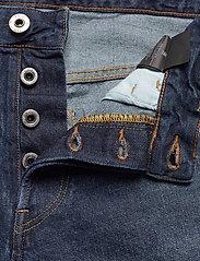 G-star RAW - 3301 1\2 - denim shorts - worn in blue stone - 3