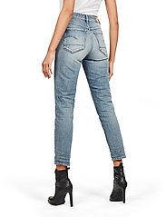 G-star RAW - 3301 High Straight 90's Ankle Wmn - skinny jeans - vintage sailor blue - 6