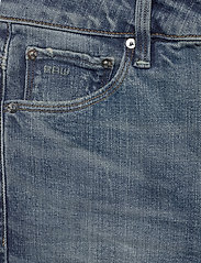 G-star RAW - 3301 High Straight 90's Ankle Wmn - skinny jeans - vintage sailor blue - 3