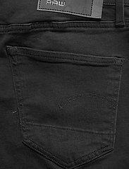 G-star RAW - 3301 Slim short - denim shorts - worn in meteor - 4