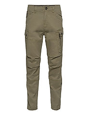 Roxic straight tapered cargo pant - COMBAT GD