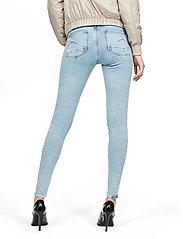 G-star RAW - Lhana High Super Skinny Wmn - skinny jeans - sun faded iceberg - 6