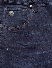 G-star RAW - Arc 3D 1\2 custom - denim shorts - dk aged - 2
