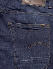 G-star RAW - Arc 3D 1\2 custom - denim shorts - dk aged - 4