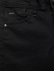 G-star RAW - Lynn Mid Super Skinny Wmn - skinny jeans - pitch black - 2