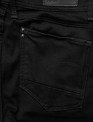 G-star RAW - Lynn Mid Super Skinny Wmn - skinny jeans - pitch black - 4