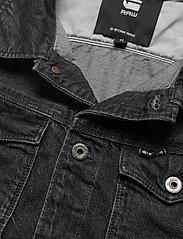 G-star RAW - Arc 3d slim jkt - vestes en jean - faded basalt - 2