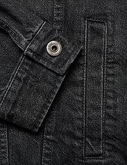 G-star RAW - Arc 3d slim jkt - vestes en jean - faded basalt - 3