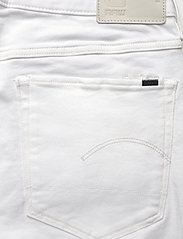 G-star RAW - 3301 Mid Skinny rp Ankle Wmn - skinny jeans - white - 5