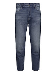 Janeh Ultra High Mom Ankle Wmn - FADED RIVERBLUE