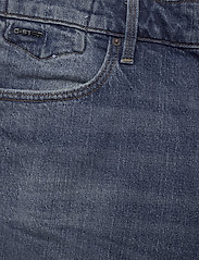 G-star RAW - Janeh Ultra High Mom Ankle Wmn - straight jeans - faded riverblue - 3