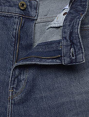 G-star RAW - Janeh Ultra High Mom Ankle Wmn - straight jeans - faded riverblue - 4