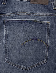 G-star RAW - Janeh Ultra High Mom Ankle Wmn - straight jeans - faded riverblue - 5