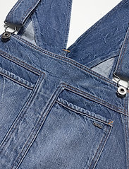 G-star RAW - Faeroes bf Short Overall rp tu Wmn - buksedragter - faded ripped shore - 3