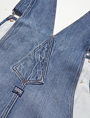 G-star RAW - Faeroes bf Short Overall rp tu Wmn - buksedragter - faded ripped shore - 4