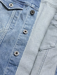 G-star RAW - 3301 Slim Jacket - spijkerjassen - sun faded stone - 4