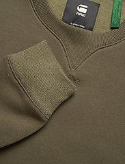 G-star RAW - Premium core r sw wmn l\s - sweaters - combat - 2
