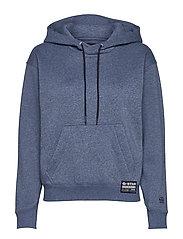Premium core hooded sw wmn l\s - WORN IN KOBALT HTR