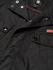 G-star RAW - Field straight jumpsuit wmn s\s - jumpsuits - dk black - 2