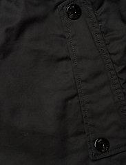 G-star RAW - Field straight jumpsuit wmn s\s - jumpsuits - dk black - 3