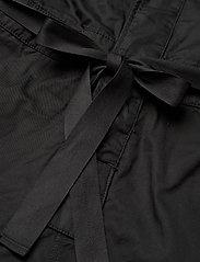G-star RAW - Field straight jumpsuit wmn s\s - jumpsuits - dk black - 4