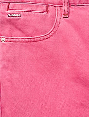 G-star RAW - Tedie Ultra High Long Straight Wmn - straight regular - recycrom petunia pink gd - 3