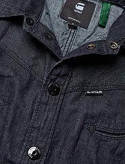 G-star RAW - Smock western kick back shirt wmn s - overhemden met korte mouwen - rinsed - 2
