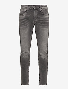 3301 Slim - slim jeans - antic charcoal
