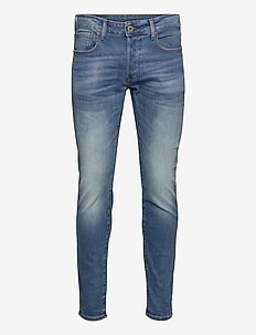 3301 Slim - slim jeans - authentic faded blue