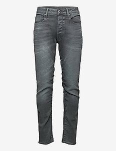 3301 Slim - slim jeans - dk aged cobler