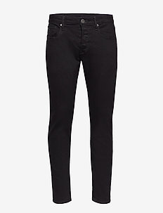 3301 Slim - slim jeans - pitch black