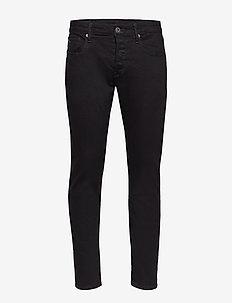 3301 Slim - slim jeans - pitch black