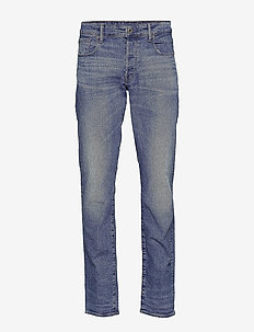 3301 Tapered - regular jeans - worn in azure