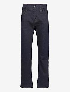 3301 ls - regular jeans - dk aged